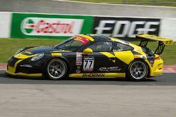 #77 Porsche 911 GT3 Cup: Preston Calvert