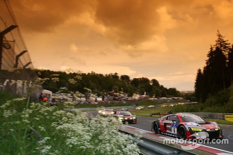 #6 Audi Sport Team Phoenix, Audi R8 LMS