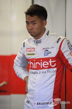 #46 Thiriet by TDS Racing Oreca 05 - Nissan: Ryo Hirakawa
