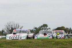 Leonel Sotro, Di Meglio Motorsport Ford, Gaston Mazzacane, Coiro Dole Racing Chevrolet, Norberto Fon