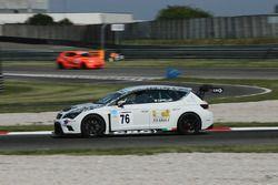 Daniele Cappellari, Seat Leon Racer-TCR #78