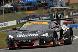 #11 Objective Racing McLaren 650S GT3: Tony Walls