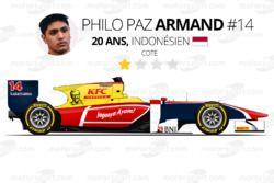 Philo Paz Armand, Trident Racing