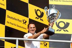 Podium: Hans-Jurgen Abt,, Teamchef Abt-Audi
