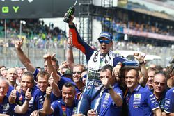 El ganador, Jorge Lorenzo, Yamaha Factory Racing
