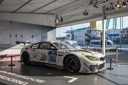 #100 Schubert Motorsport, BMW M6 GT3 for the 24 Hours of Nürburgring