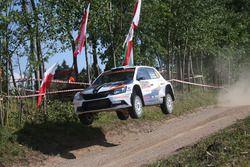 Teemu Suninen, Mukko Markkula, Skoda Fabia R5