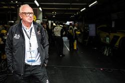 Corvette Racing program manager Doug Fehan