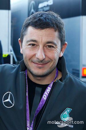 Sébastien Philippe, directeur général d'ART Grand Prix
