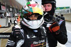 Обладатель поула в классе GTE Am Халид Аль-Кубайси, Proton Racing