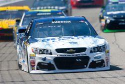Inicio Kevin Harvick, Stewart-Haas Racing Chevrolet líder