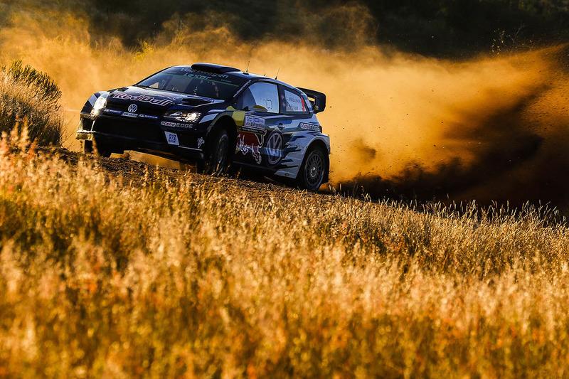 2. Andreas Mikkelsen, Anders Jäger, Volkswagen Polo WRC, Volkswagen Motorsport