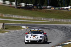 #6 Rebel Rock Racing Porsche Cayman GT4: Casey Carden, Ethan Low