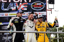 Podium: Anthony Kumpen, Alon Day, Frédéric Gabillon