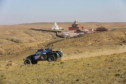2016CGR,赛车与寺庙