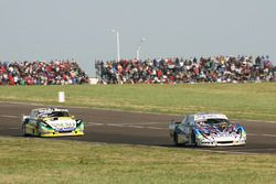 Martin Ponte, Nero53 Racing Dodge, Omar Martinez, Martinez Competicion Ford