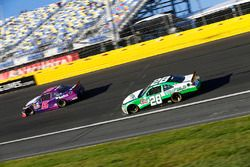 Dakoda Armstrong, Toyota, Darrell Wallace Jr., Roush Fenway Racing Ford
