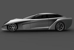 DeltaWing GT prototype