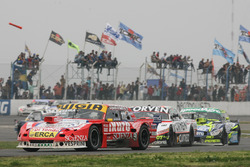 Juan Manuel Silva, Catalan Magni Motorsport Ford, Juan Marcos Angelini, UR Racing Dodge, Nicolas Gon
