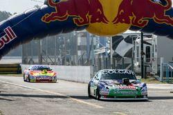 Gaston Mazzacane, Coiro Dole Racing Chevrolet, Jonatan Castellano, Castellano Power Team Dodge