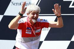 Podium: Gigi Dall'Igna, Ducati Team, Sportchef