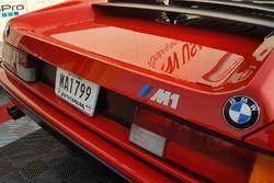 Egy klasszikus BMW M1