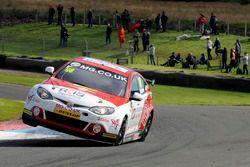 Ashley Sutton, MG Racing RCIB Insurance