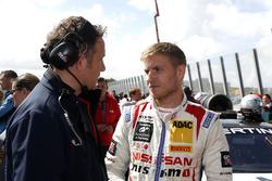 #22 MRS GT-Racing, Nissan GT-R Nismo GT3: Marc Gassner
