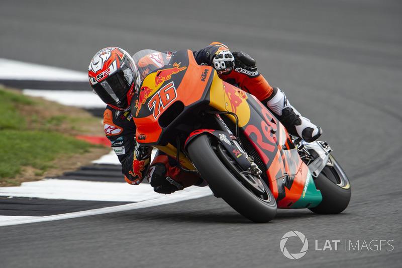 2018. Loris Baz, Red Bull KTM Factory Racing*