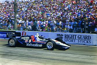 1990 Indycar Long Beach