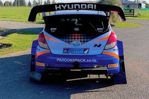 Paddon Rallysport Hyundai AP4
