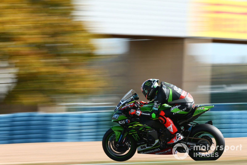 Tom Sykes, Kawasaki Racing