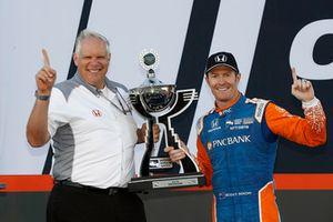 Scott Dixon, Chip Ganassi Racing Honda, Art StCyr de Honda