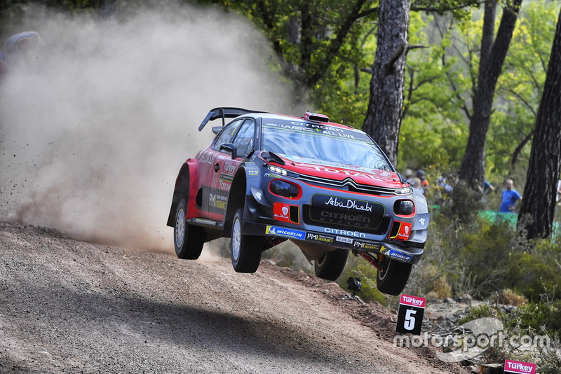 Mads Ostberg, Torstein Eriksen, Citroën World Rally Team Citroën C3 WRC