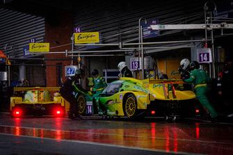 #14 Inter Europol Competition Ligier JS P3 - Nissan: Paul Scheuschner, Luca Demarchi, Moritz Müller-Crepon