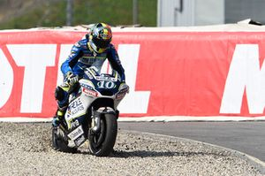Xavier Simeon, Avintia Racing runs wide