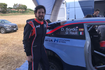 Giacomo Rauli, giornalista di Motorsport.com