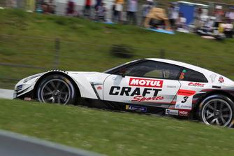 #3 CRAFTSPORTS MOTUL GT-R