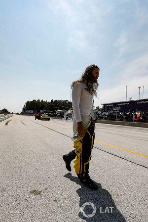 #85 JDC/Miller Motorsports ORECA 07, P - Robert Alon