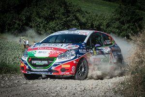 Damiano De Tommaso, Michele Ferrara, Peugeot 208 VTI R2B