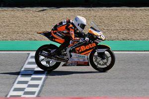 Jacopo Adriano Hosciuc, Honda 125