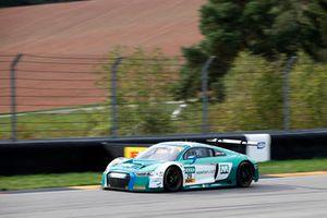 #29 Montaplast by Land-Motorsport Audi R8 LMS: Alex Riberas, Christopher Mies