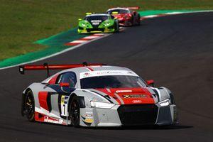 #7 Audi R8 LMS-GT3, Audi Sport Italia: Baruch-Drudi