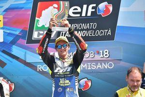 Kevin Zannoni, TM Racing