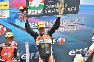 Collin Veijer, Junior Challenge Racing Speed Up