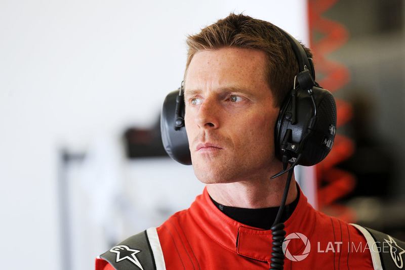 #31 Dragonspeed Oreca 07: Anthony Davidson