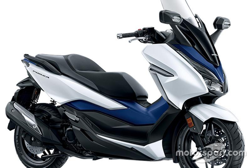 Honda Forza-Pearl Horizon White