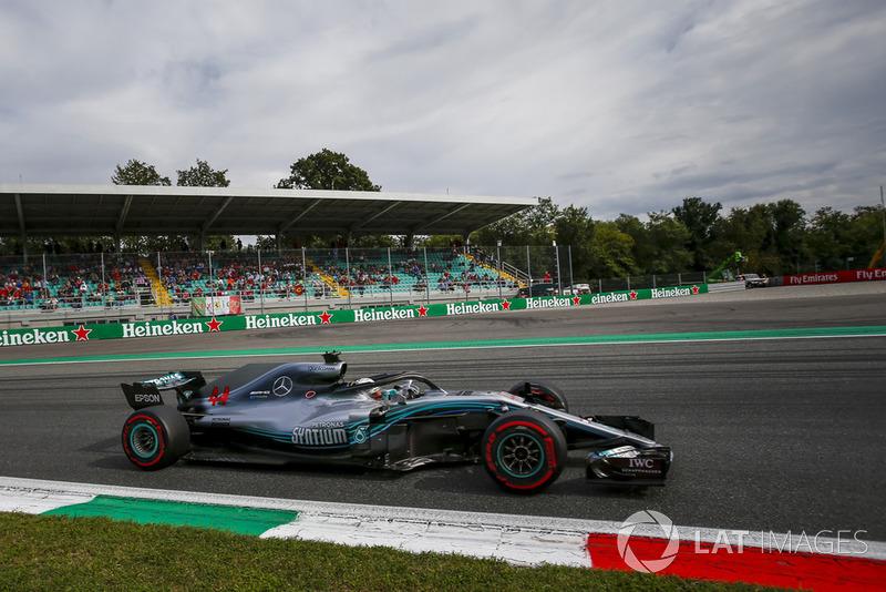 3. Льюис Хэмилтон, Mercedes AMG F1