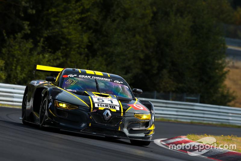 #51 Renault Sport R.S.01: Francois Perrodo, Emmanuel Collard, Matthieu Vaxiviere