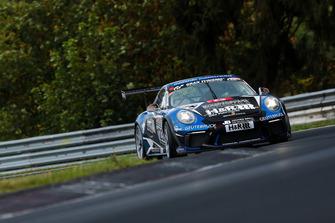 #123 Porsche 911 GT3 Cup: Moritz Kranz, Marcel Hoppe, Tim Scheerbarth